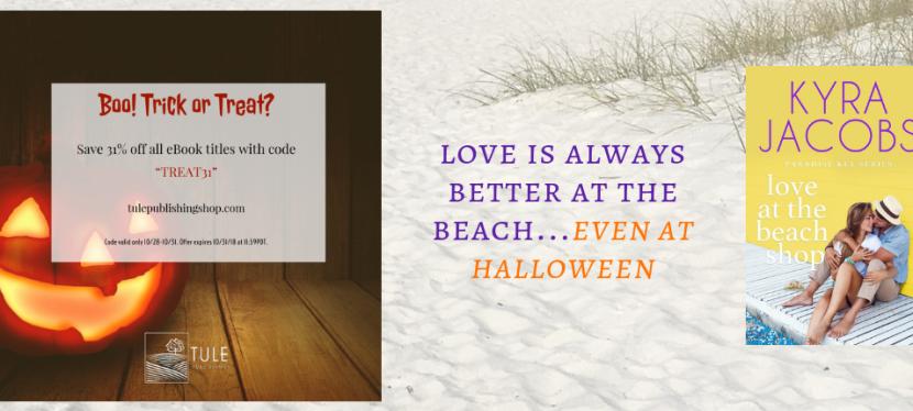 — Halloween Treats from TulePublishing
